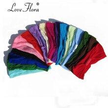 120 шт./лот 2,5 ''колготки головные повязки Детская повязка на голову аксессуар для волос ювелирные изделия