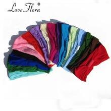 Нейлоновые головные повязки для волос 120 шт/лот 25 дюйма аксессуары
