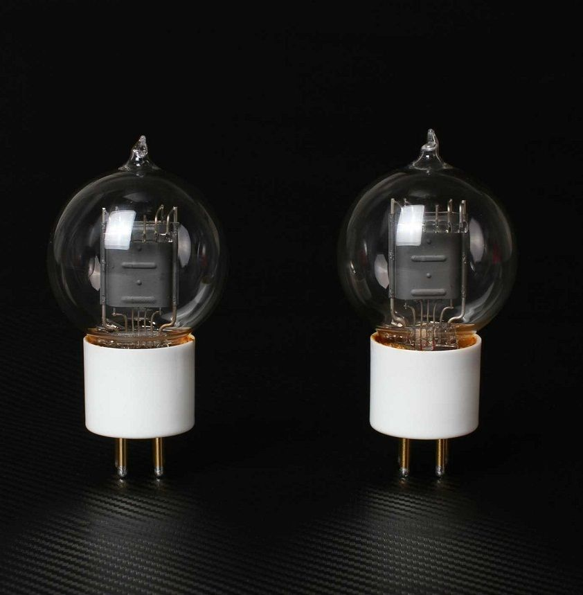 Brand New Matched Pair PSVANE 101D Vacuum Tube For Hifi Vintage AMP Preamplifier Factory Test&Match