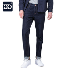 Dingdi Brand Fashion Long Pants men Jeans Slim Fit  Blue Jeans Men Soft Wearing Factory Masculina Esportiva Men Jeans 2016