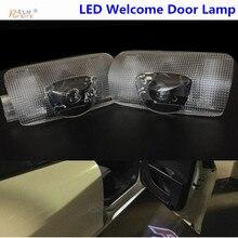 2 шт. двери автомобиля Призрак Тень логотип свет для Lexus Эмблема RX300 RX330 RX350 IS250 IS200 IS300 LS460 LX570 LX470 ламповая наклейка