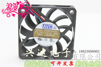 New 6 Cm Four Wire PWM Automatic Speed Control Large Air Volume CPU Cooling Fan DA06010B12U