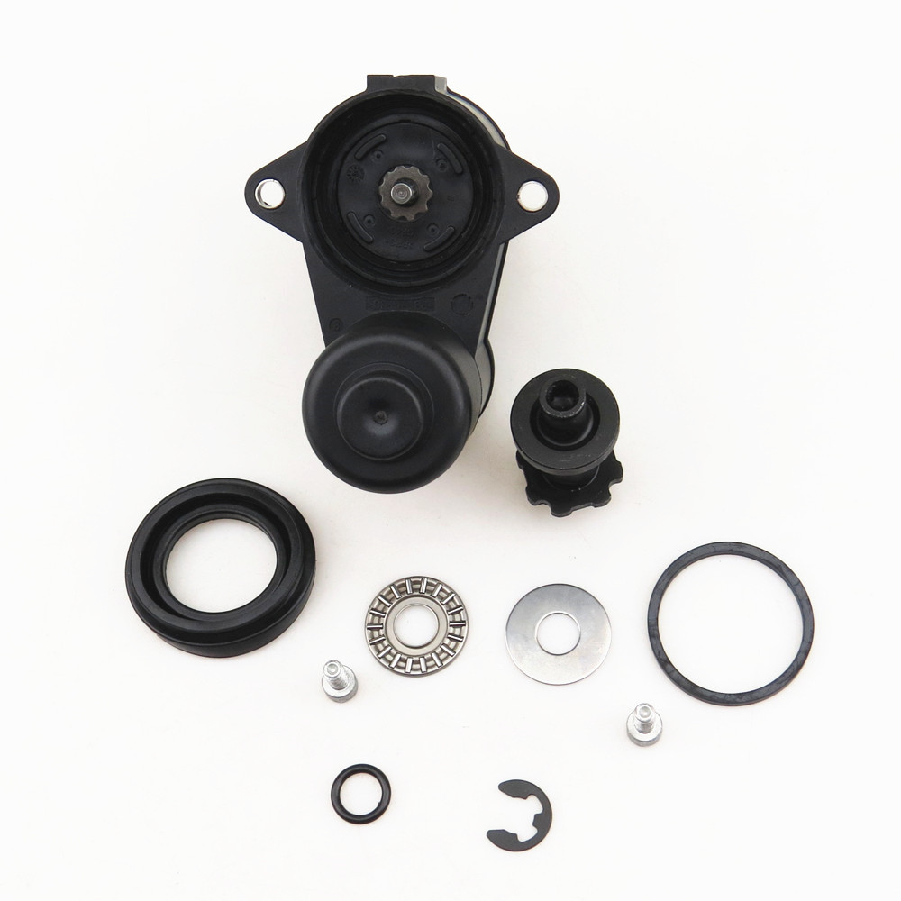 A STYLE 12 Teeth HandBrake Caliper ServoMotor Screw Gaskets Repair kit For VW Passat B6 B7