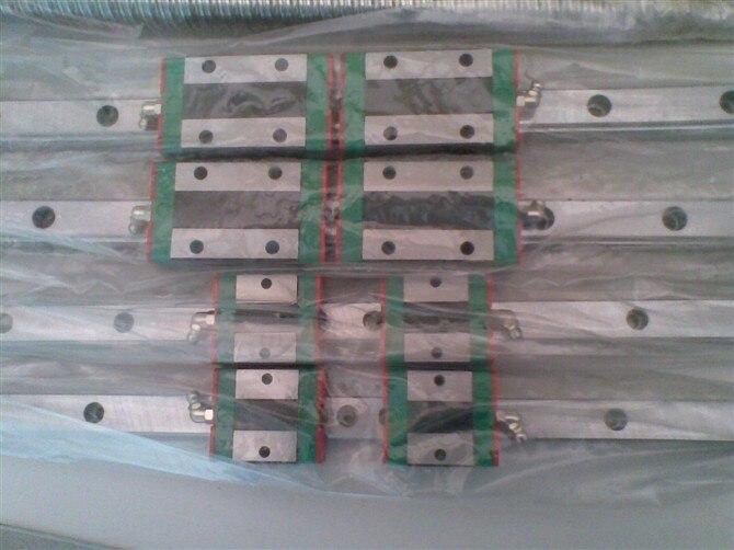 CNC HIWIN EGR15-2200MM Rail linear guide from taiwan hiwin egr15 3000mm linear guide rail 3000 mm for custom length cnc kit