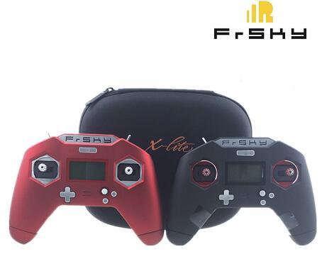 FrSky 2.4 ghz 16CH destra/sinistra della valvola a farfalla Taranis X-LITE X Lite Mano trasmettitore/telecomando per FPV RC da corsa Drone Modello