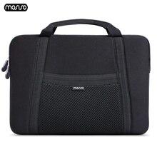 MOSISO حقيبة لابتوب حالة 11 13.3 14 15.6 بوصة كم دفتر شنطة لحمل macbook الهواء برو 13 15 لينوفو ديل وآسوس HP كمبيوتر محمول ايسر حالة
