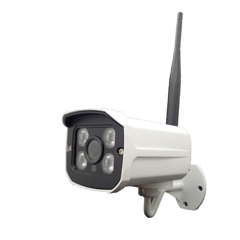 ФОТО Audio 1080P IP Camera WIFI HD 2.0MP 12V 2A  IP Camera Outdoor P2P Onvif 2.1 Waterproof Night Vision Surveillance Camera System