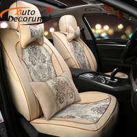 Custom Jacquard Fabric Cover Seat For Benz SLK Class Accessories Car Seat Covers For Cars Seat
