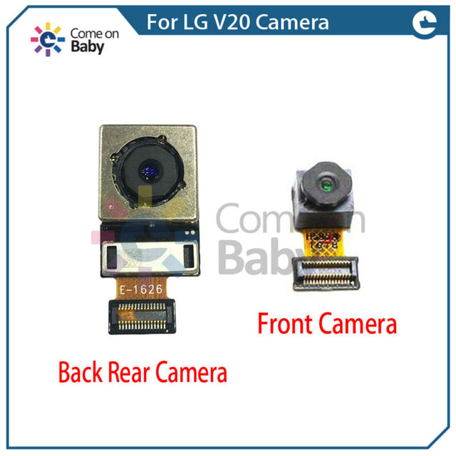 new arrival For LG V20 Back Rear Camera with Front Camera Module  Replacement Parts