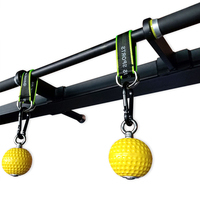 Pull Ups Strengthen Cannonball Grips 7.2/9.7cm Hand Grips Training Arm and Back Muscles Wrist Climbing Finger Training ball