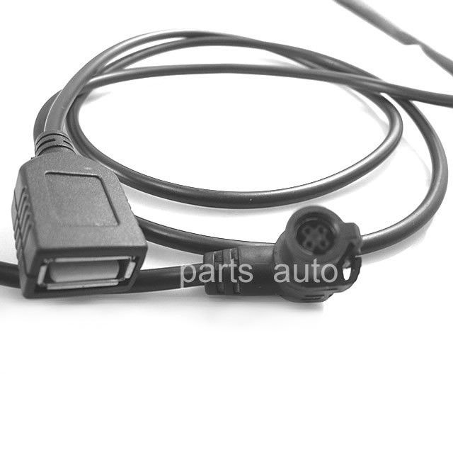 5x New USB Connecting Cable for RCD510 RCD300+ VW GOLF MK6