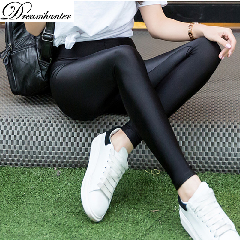 Black Spandex Capris Promotion-Shop for Promotional Black Spandex ...