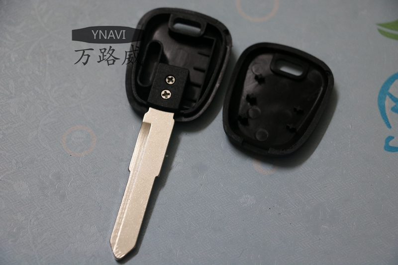 YNAVI Hot Sale Free Shipping Car Key Accesories Transponder Shell For Suzuki Replacement Case Blank Cover No Chip Auto Parts