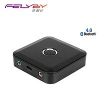 4 0 Wireless Bluetooth Receiver 3 5MM Aux Receiver Audio Stereo Music Receiver Bluetooth Audio Adapter