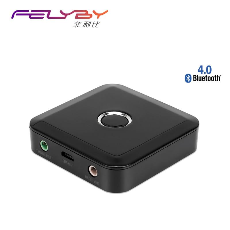 4.0 récepteur sans fil Bluetooth 3.5 MM récepteur Audio stéréo récepteur de musique Bluetooth adaptateur Audio transmetteur Bluetooth