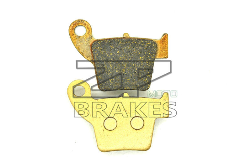 Motorbike Brake Pad Organic For Rear FANTIC TX 180 SM (49cc/2T) Motard Casa 50M 2011-2013 BRAKING NEW