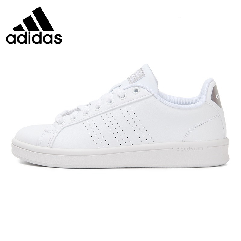 Original New Arrival 2018 Adidas NEO Label ADVANTAGE CL WCOURT Women's Skateboarding Shoes Sneakers new time cl е830