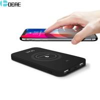 PINENG 5000mAh Mobile Power Bank Fast Charging External Battery Portable Charger Li Polymer Battery 5000 For
