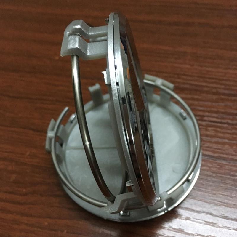 4pcs 75MM Car Wheel Center Hub Caps Wheel Cap Emblem For Mercedes Benz W202 W210 W212 C260 CLK CLA CLC CLS G S R A B C E M Class