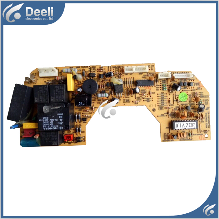 98% new good working for Air conditioning computer board TCL43ZFT202-KZ circuit board 95% new for haier refrigerator computer board circuit board bcd 198k 0064000619 driver board good working