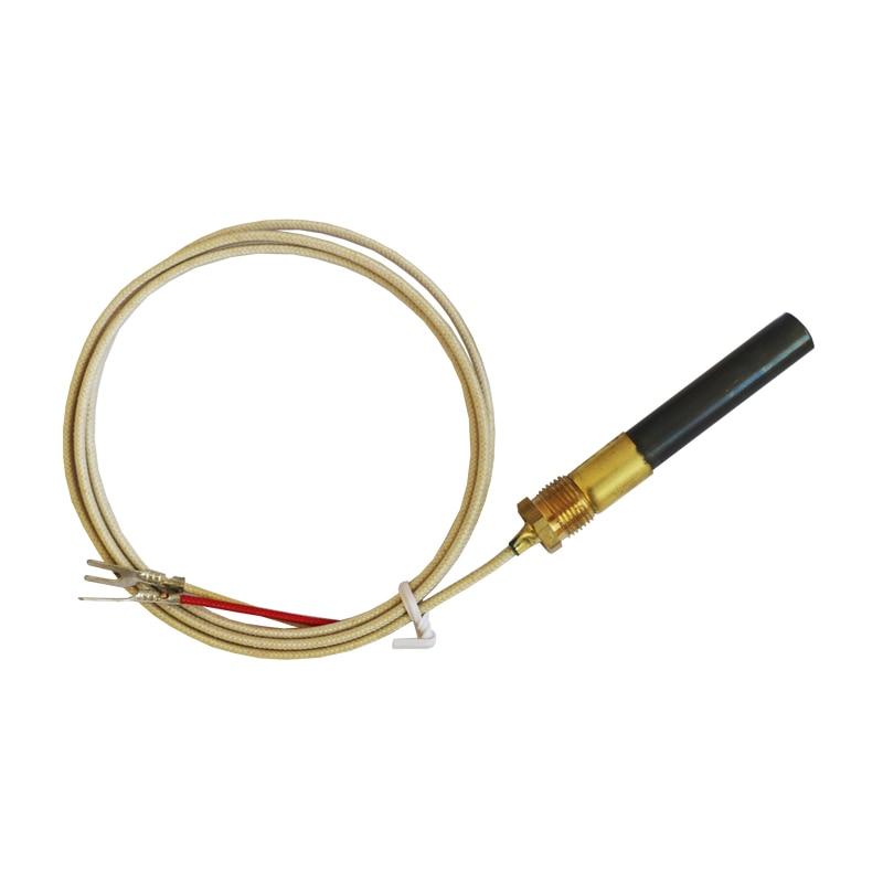 MENSI resistência de Alta temperatura 750 graus Milivolts Substituição Termopilha Geradores Utilizados na lareira a gás 24