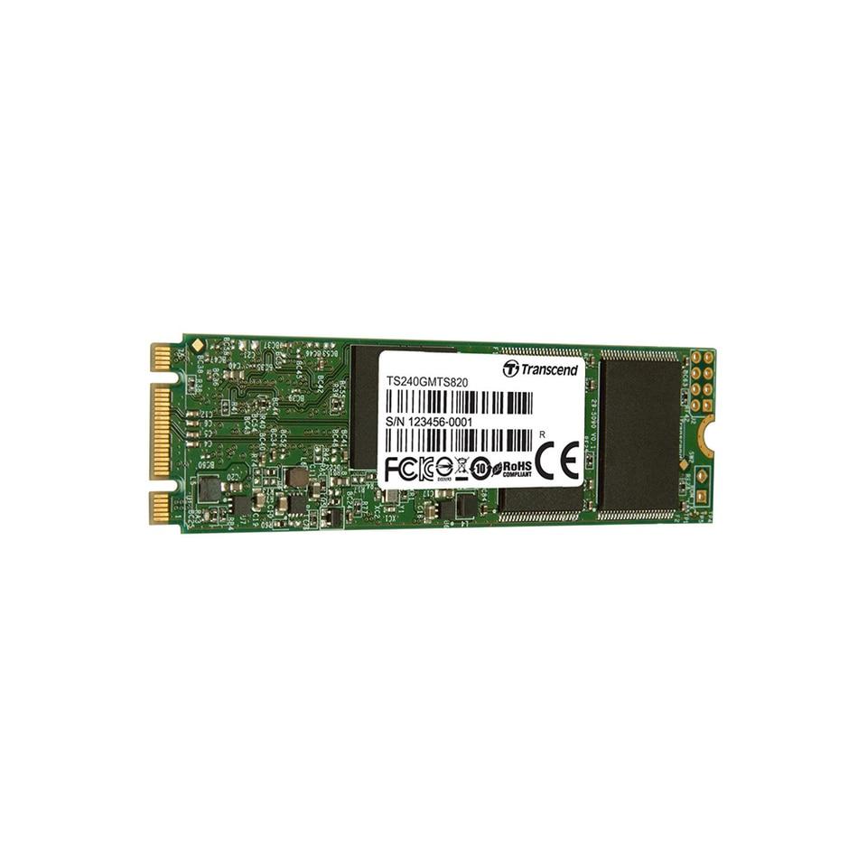 Купить со скидкой Внутренний жесткий диск SSD MTS820  Transcend TS120GMTS820S 120ГБ