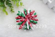 цена 3.5 inches christmas korker bows, free shipping all over the world! онлайн в 2017 году