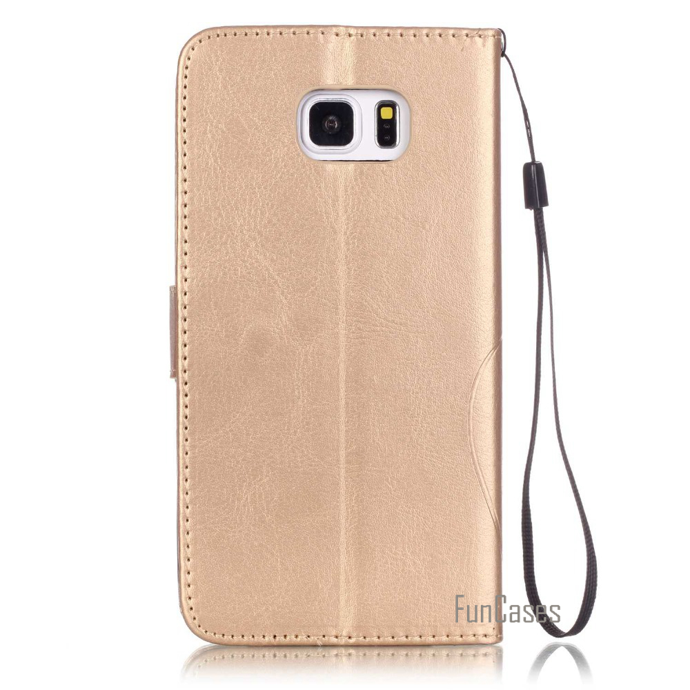 Flip Case for coque Samsung Galaxy Note 5 V Case for fundas Samsung Note 5 V Cover Note 5 V N9200 N920 N920K + Stand Card Holder