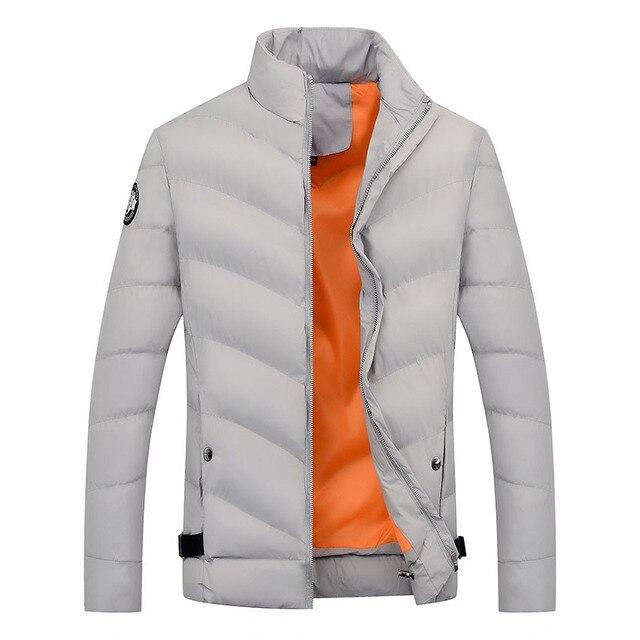 Flash Sale 2018 New Jackets Parka Men Hot Sale Quality Autumn Winter Warm Outwear Brand Slim Mens Coats Casual Windbreak Jackets Men M-3XL