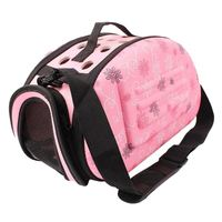 Boutique Di Vật Nuôi Small Dog Cat Hai Mặt Carrier Breathable EVA Travel Tote Shoulder Bag Lồng Cũi Khoảng 32*20*22 cm
