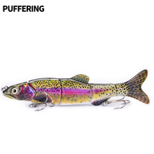 Fishing Lures Sinking Wobblers Multi Jointed Swimbait Pike Lure Hard Baits Fishing Tackle for Bass Trout Pesca Isca Carp slow sinking jerkbaits go 011 fishing lures fishing wobblers isca artificial hard bait bass pike lures carp peche leurre pesca
