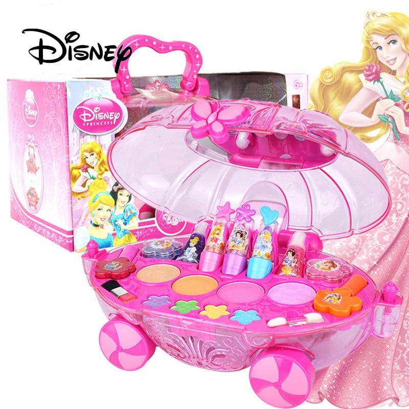 Disney Children's Makeup Toys Girl Pretend Play Princess ...