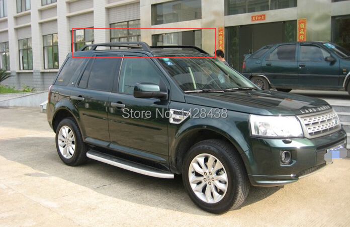 Freelander Roof Rails Promotion