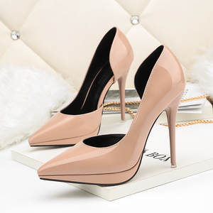 b7f401693d03e9 RUIDENG 2018 women wedding pumps sexy party shoes platform
