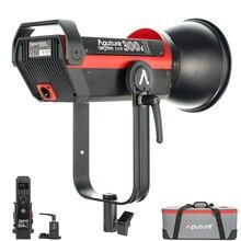 Aputure ls C300d 2 300d ii led ビデオライト cob 5500 5600k 昼 bowens 屋外スタジオライト写真照明 youtube の