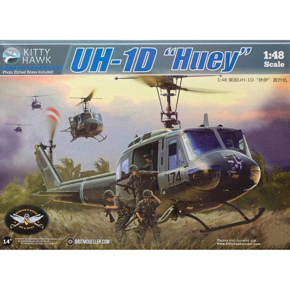 US $33 0  1/48 Kitty Hawk KH80154 UH 1D