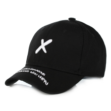 Malcolm X Baseball Cap The Latest Black Dad Hat Any Means New Commemorate Men Women Snapback hat Bone Garros
