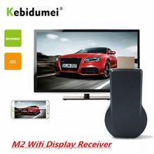 Kebidumei 1080P AnyCast M2 Plus FOR Airplay WiFi Display TV