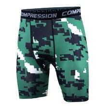 Mens Polyester Tight shorts Run compression