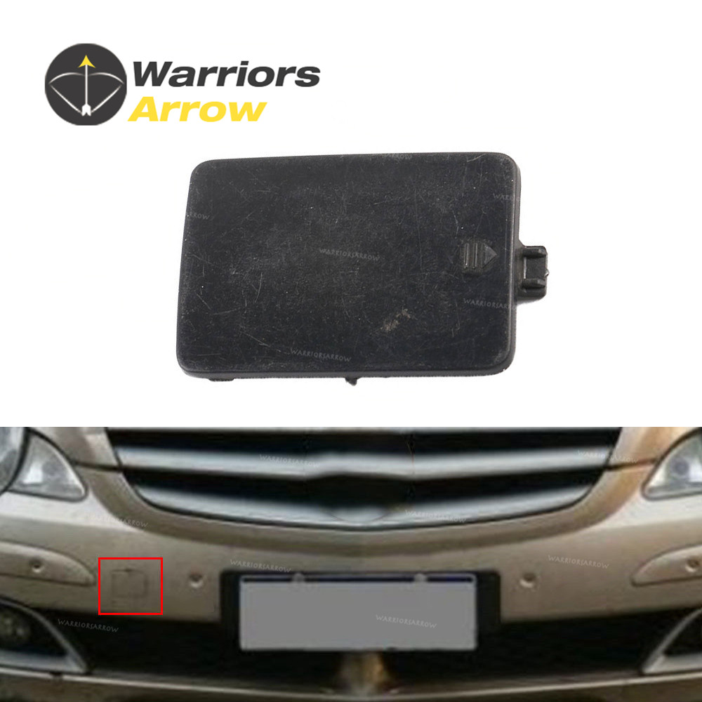 2518850023 For Mercedes Benz W251 R300 R350 R500 R63 2005 2010 Front Bumper Tow Eye Hook Cap Cover Random Color|Bumpers| |  - title=