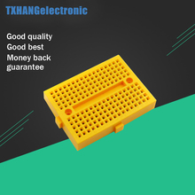 цена на 170 Tie Points Solderless PCB Breadboard Mini Universal Test Protoboard DIY Breadboard
