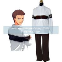 Prins Van Tennis St. Rudolph Middle School Winter Uniform Cosplay Kostuum