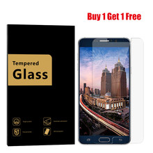 [Buy 1 Get 1 Free] Tempered Glass For Samsung Galaxy Note 2 3 note 4 5 S3 S4 S5 S6 Screen Protector Glass Protective Film(China)