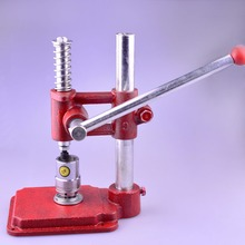 Fabric Covered Button Press Machine Handmade Fabric Self Cover Button Mold Tools wholesale Express Free shipping цена