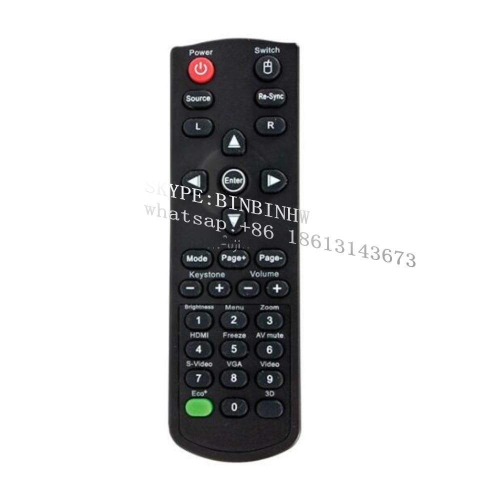 CN-KESI Original Projector Remote Control BR-5041L/45.8QJ01G001 FIT For Optoma Projector(Look the same, can be used directly) new projector remote control for optoma hd33 br 3060b hd25 hd25 lv br 3037b