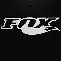 Оптовая продажа 30 шт./лот Fox Racing Мотокросс Байк Ktm Окна Стикер Этикеты Винила