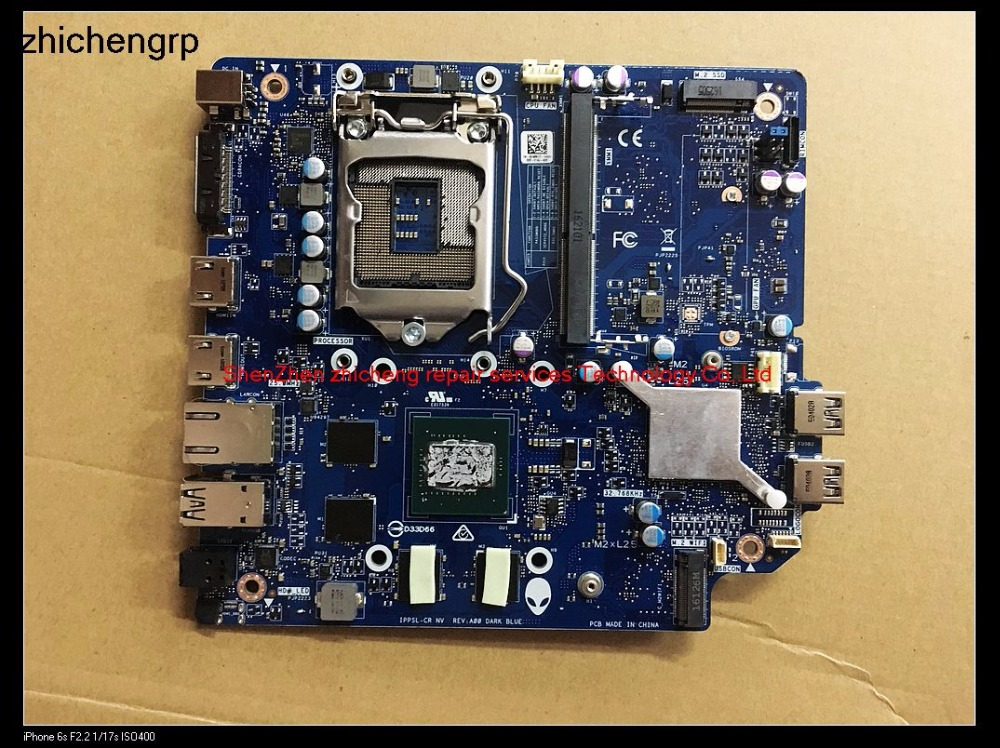 zhichengrp 0WMIY For Alienware Alpha R2 system mainboard IPPSL CR NV 00WMIY Non integrated