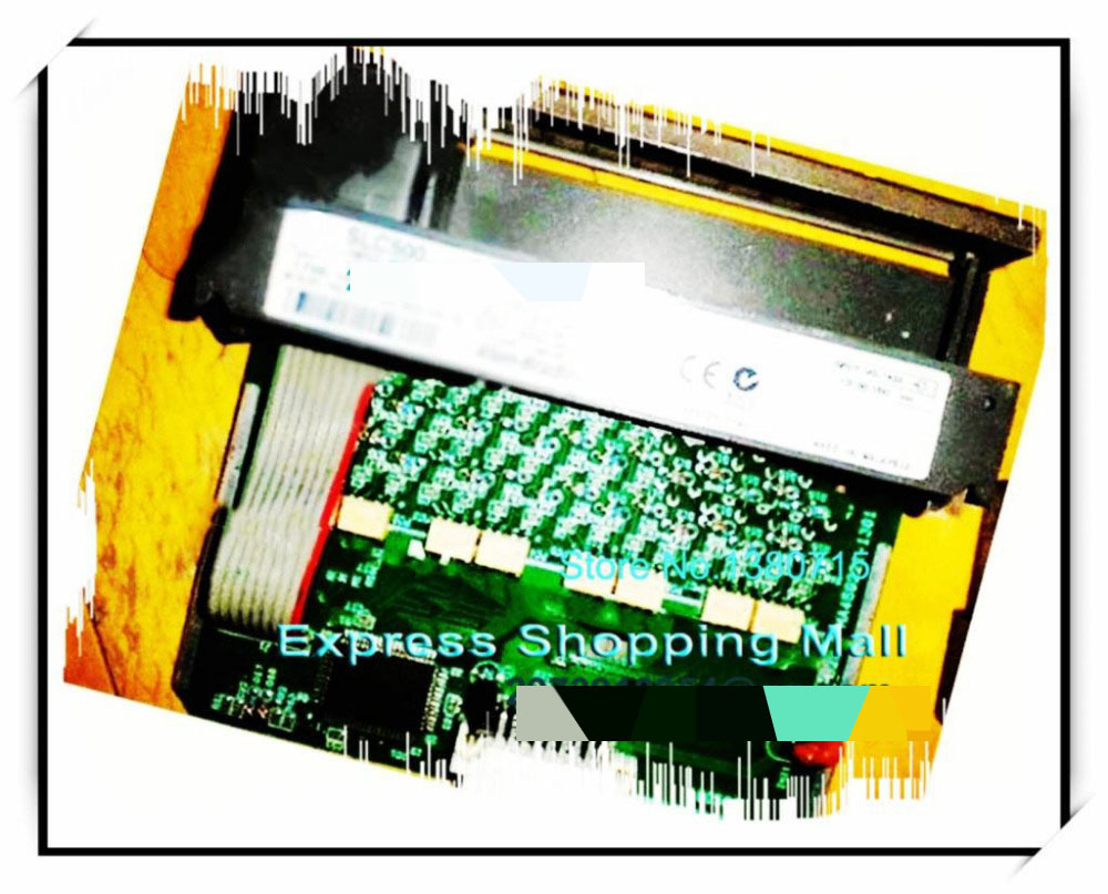 New Original 1746-IB16 PLC 10-30 DC Sink 16 Number of Inputs new original 1746 nr4 plc 50ma 4 number of inputs resistance analog input modul