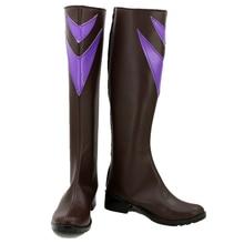 JOJOS BIZARRE ADVENTURE Dio Brando Cosplay Shoes Brown Boots Custom Made