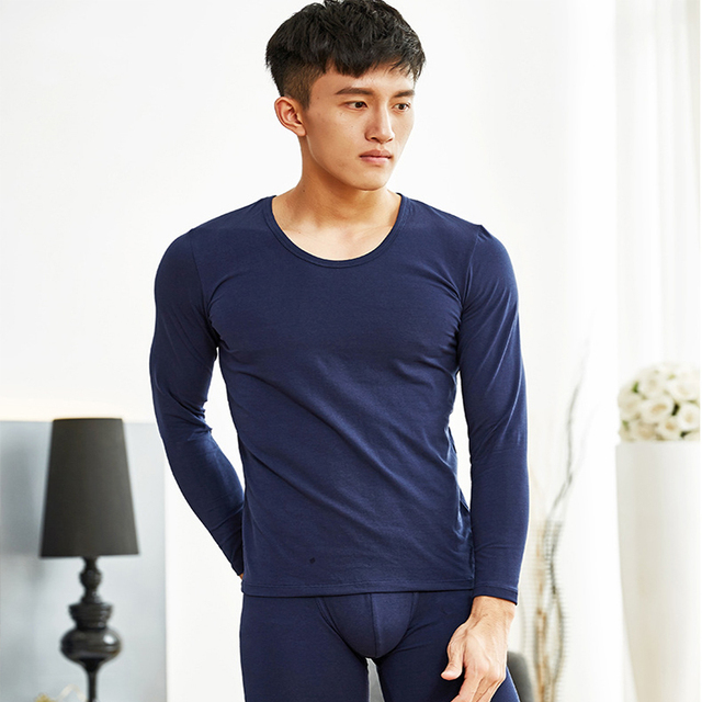 462c21e93241 Hot Sale Set Winter Warm Men Long Johns Soft Thermal Underwear Man Cotton  Tight thin Long Johns Underpants Legging Masculina